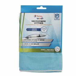 TOTAL Wash - Microfibre vitre